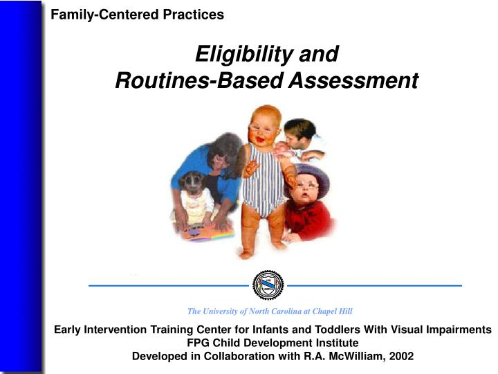 Family-Centered Practices