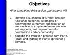 objectives9