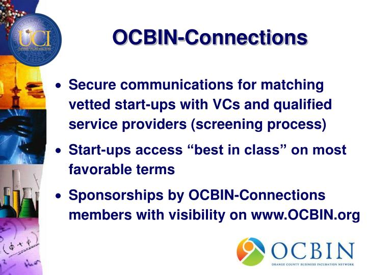 OCBIN-Connections