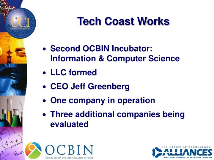 Tech Coast Works