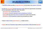 jet physics at hera
