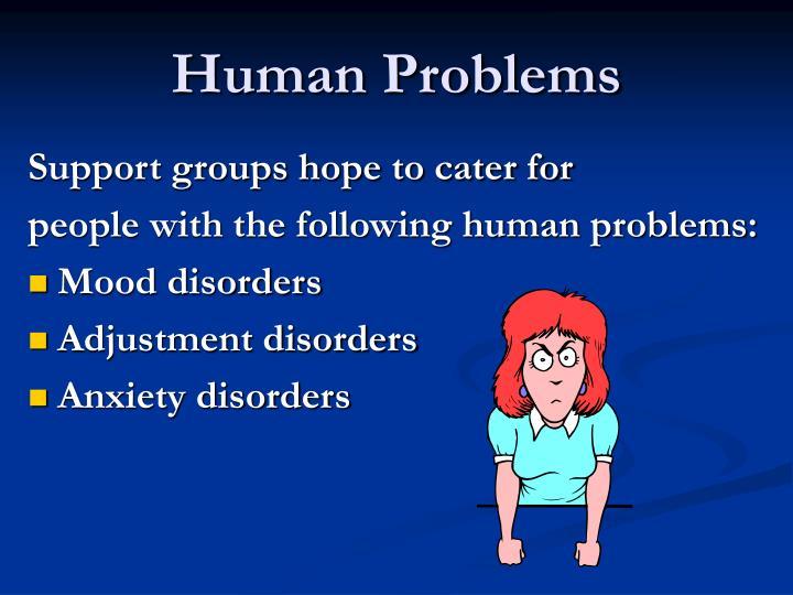 Human Problems