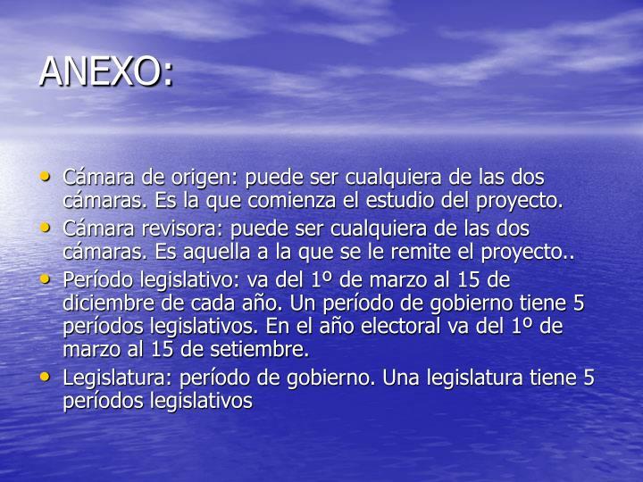 ANEXO: