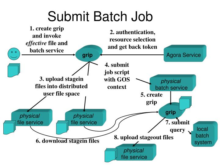 Submit Batch Job