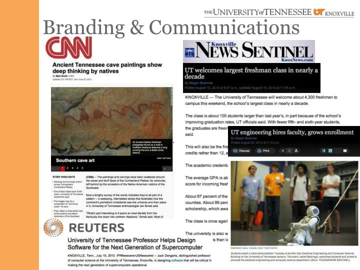 Branding &