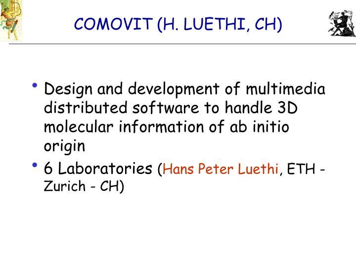 COMOVIT (H. LUETHI, CH)