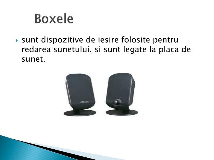 Boxele