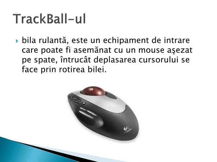 TrackBall-ul