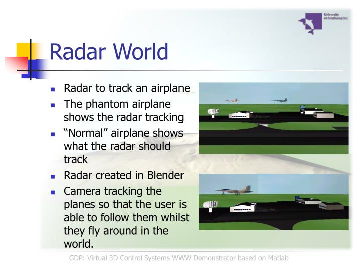Radar World