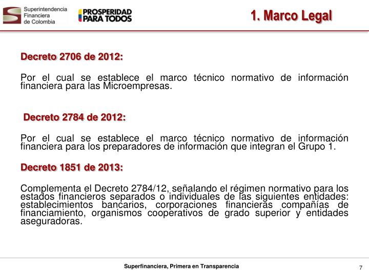 Decreto 2706 de 2012: