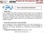 proyecto de convergencia a niif y nai de la sfc5