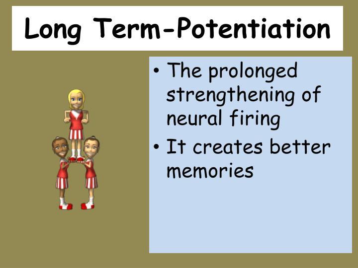 Long Term-Potentiation