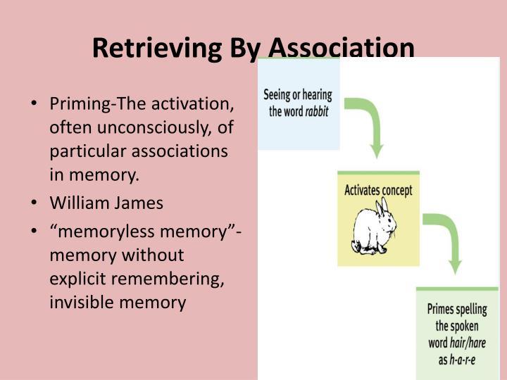 Retrieving By Association