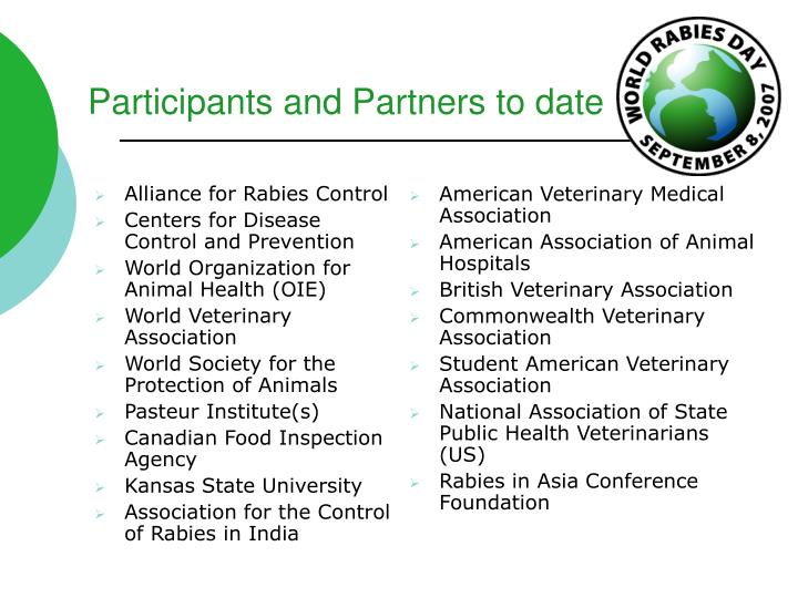Alliance for Rabies Control