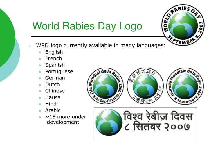 World Rabies Day Logo