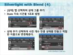 silverlight with blend 4