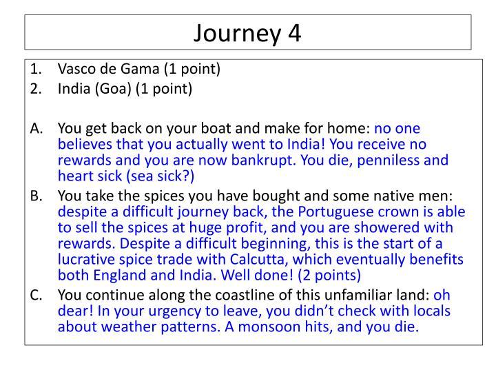 Journey 4