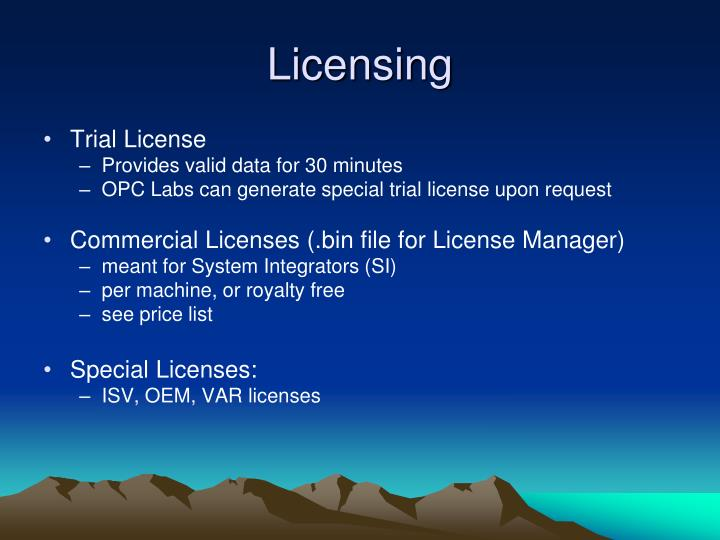 Licen