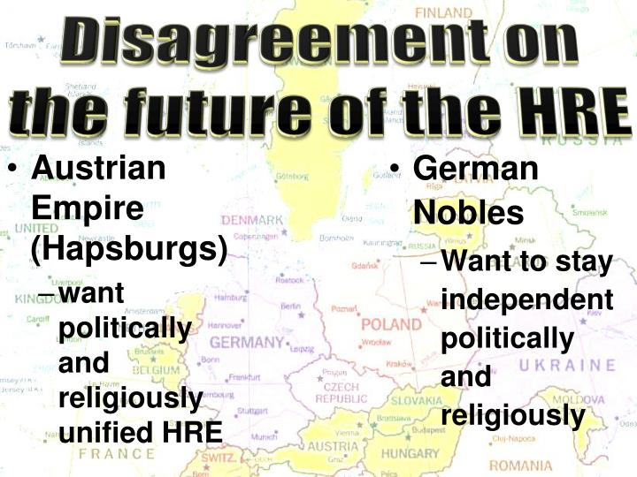 Austrian Empire (Hapsburgs)
