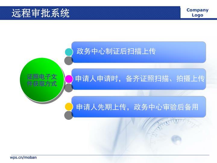 证照电子文件获取方式