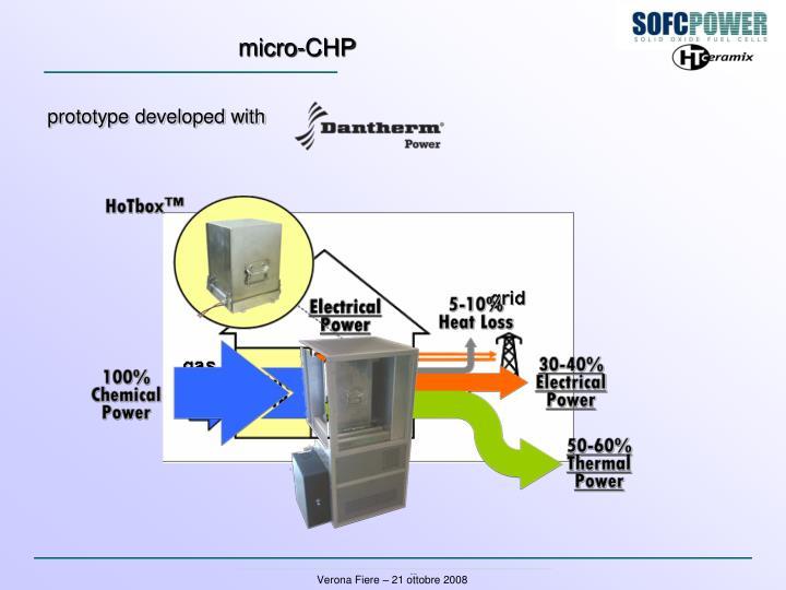 micro-CHP
