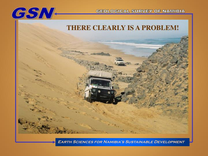 GEOLOGICAL SURVEY OF NAMIBIA