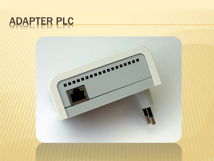 Adapter PLC