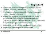 propuestas 2