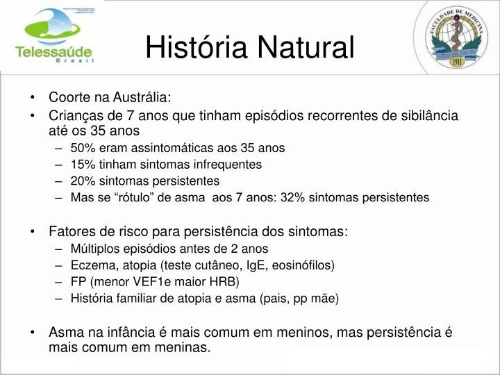 História Natural