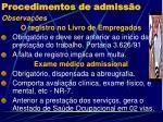procedimentos de admiss o3