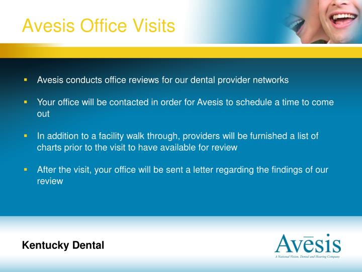 Avesis Office Visits
