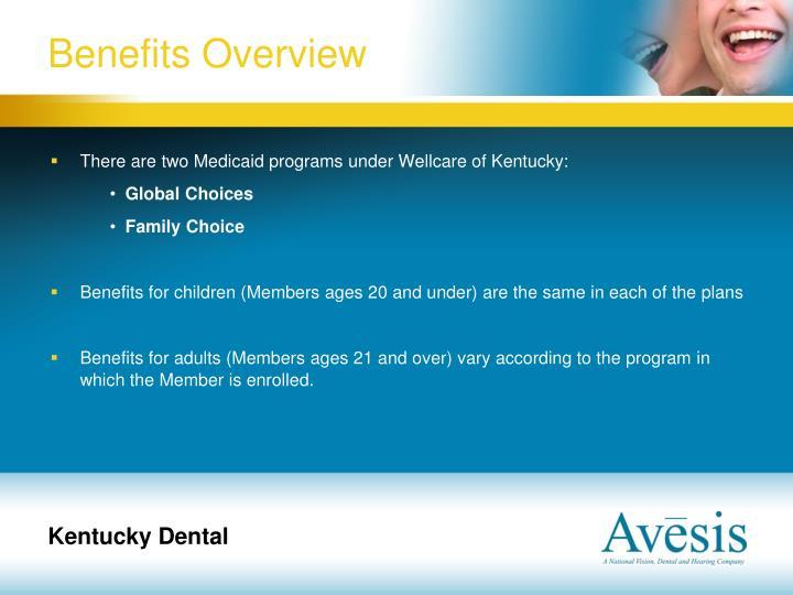 Benefits Overview