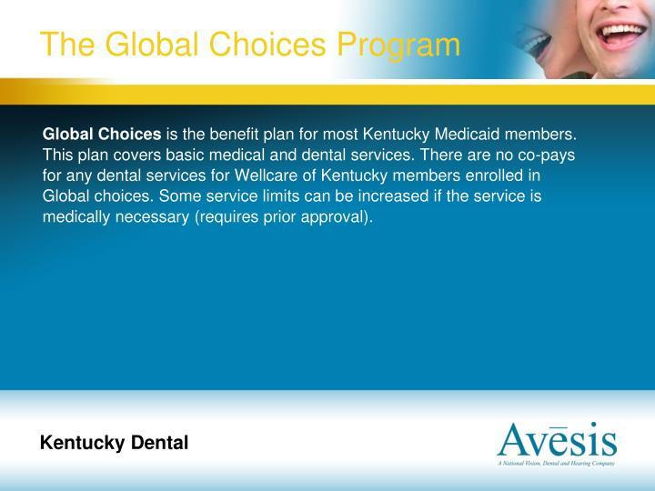 The Global Choices Program