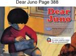dear juno page 388
