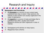 research and inquiry1