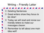 writing friendly letter4
