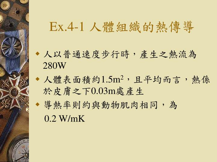 Ex.4-1