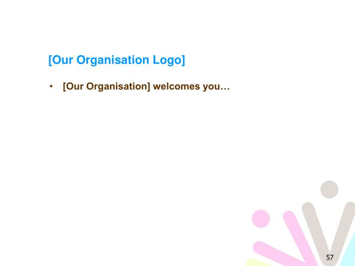 [Our Organisation Logo]