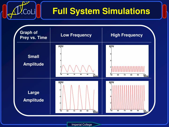 Full System Simulations