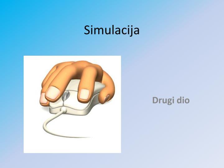 Simulacija