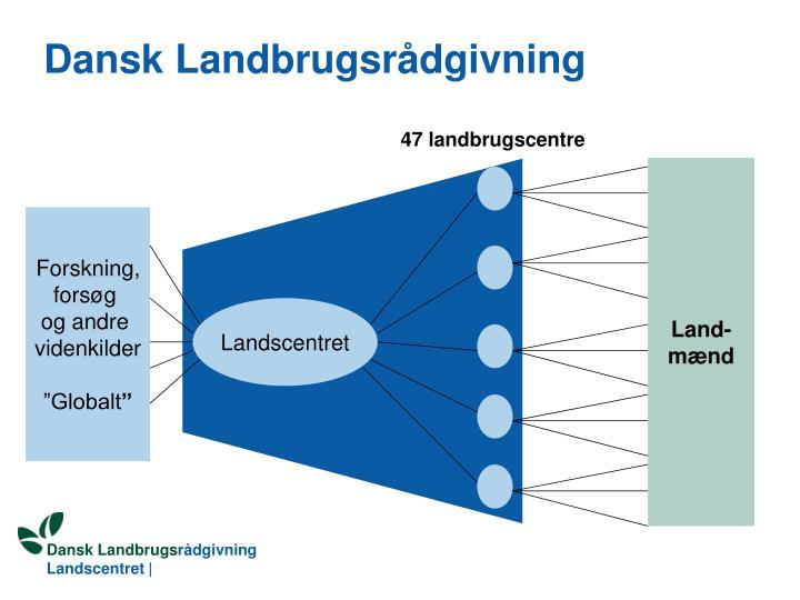 Dansk Landbrugsrådgivning