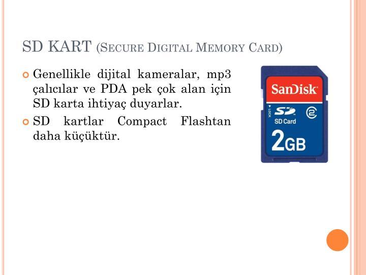 SD KART
