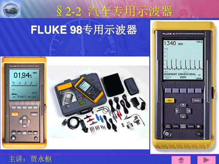 FLUKE 98