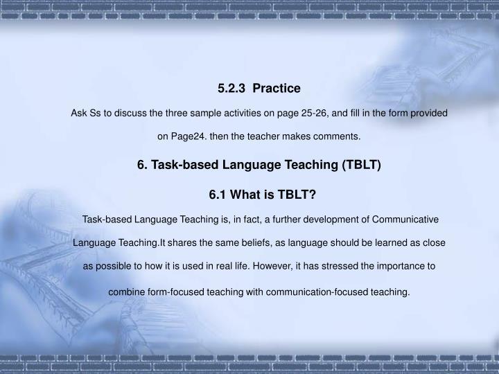 5.2.3  Practice