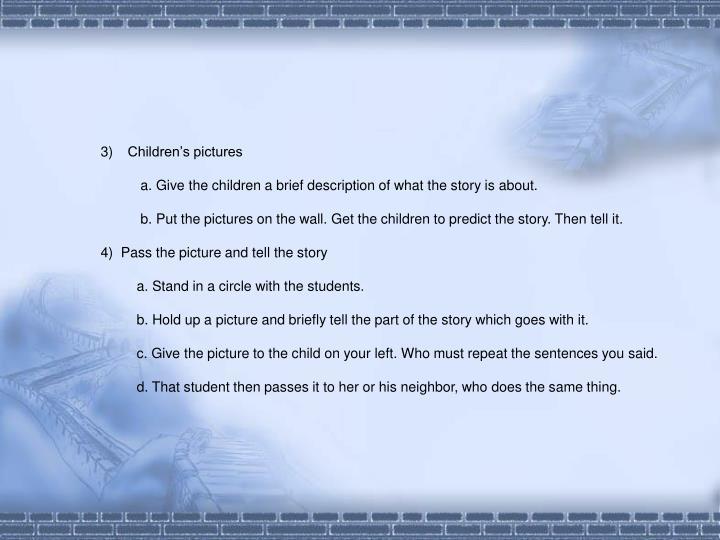 Children's pictures