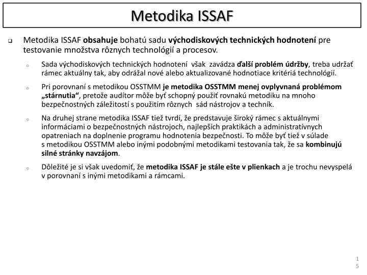 Metodika ISSAF