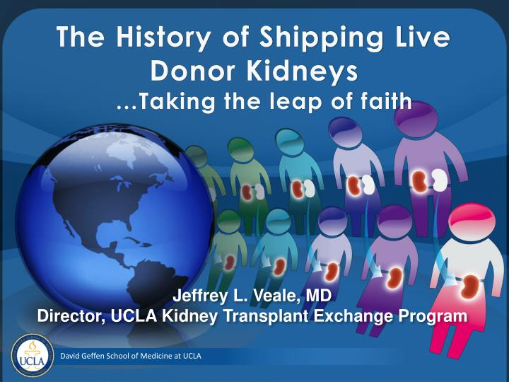 The History of Shipping Live Donor Kidneys