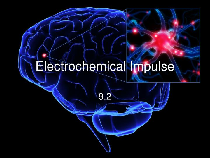 Electrochemical impulse