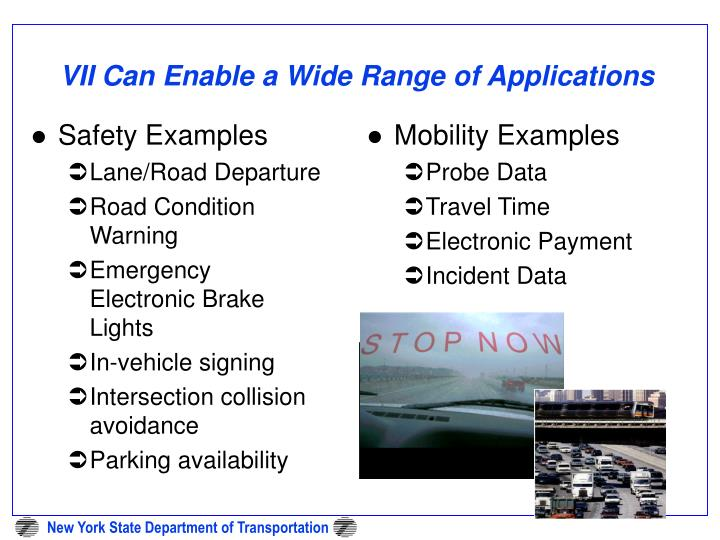 Safety Examples