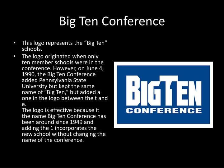 Big Ten Conference